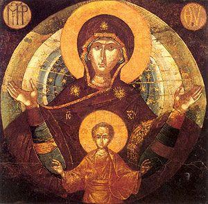 икона божией Матери Троеручица - Поиск в Google