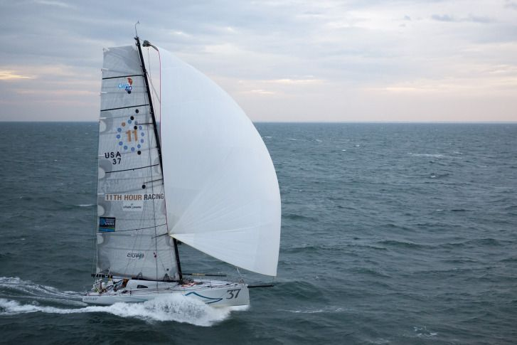TRANSAT JACQUES VABRE 2011 - Class40 Cutlass - stay tuned @ocean60 for her sistership to come!