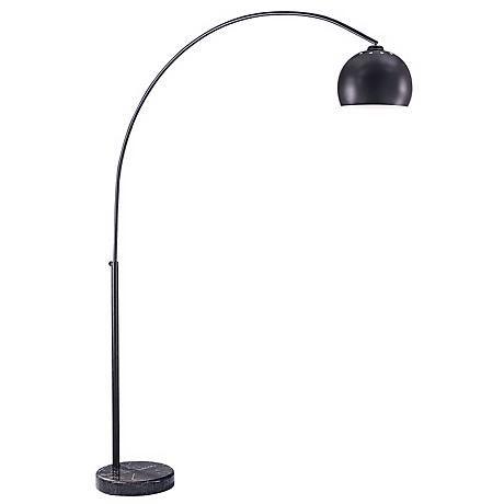 George Kovacs Dorian Bronze Arc Floor Lamp @lampsplus #sponsored