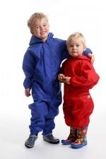 Rode waterproof overall, regenpak
