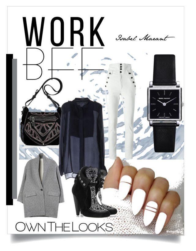 Isabel Marant Work BFF by emma-tia-baronetti