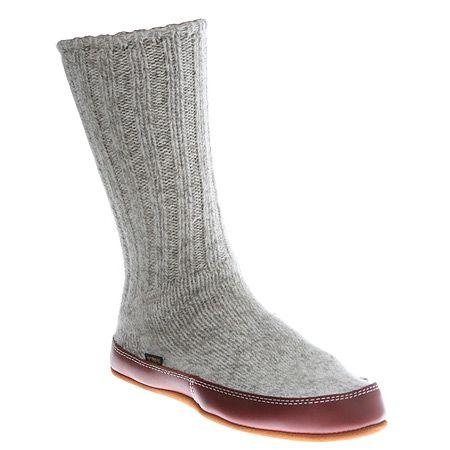 """""""Acorn Slipper Sock - Women's"""""""