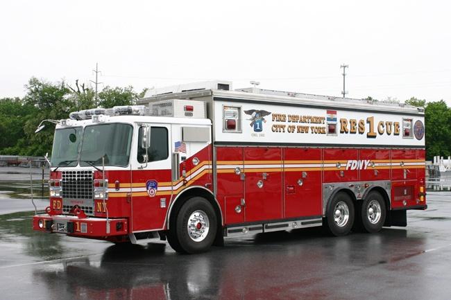 FDNY Rescue 1