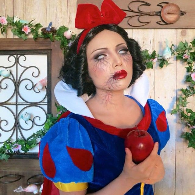 25 best dead snow white images on Pinterest   Costumes, Halloween ...