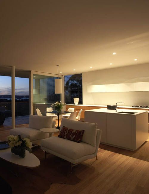 BELLEVUE HILL APARTMENT | alwill  #kitchen #interiors #livingroom #diningroom #view #wood