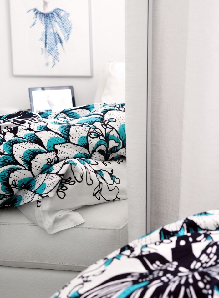 Vallila Memento bed linen, photo by Uino