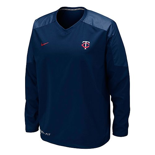 Minnesota Twins Dri-FIT Staff Ace Windshirt by Nike - MLB.com Shop