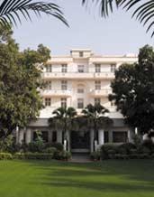A beautiful hotel in Delhi