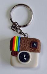 Llavero Instagram
