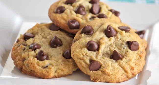Receta de cookies de chocolate caseras. - ¿Cómo hacer galletas de chocolate?. - Cookies americanas paso a paso
