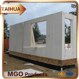 Fireproof Insulation Key Hanging Panel Magnesium Oxide Wall Board
