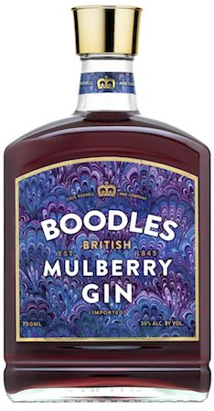 Boodles Mulberry Gin – a new London Dry #Gin – pays homage to the popular mulberry tree that is seen throughout the English countryside.