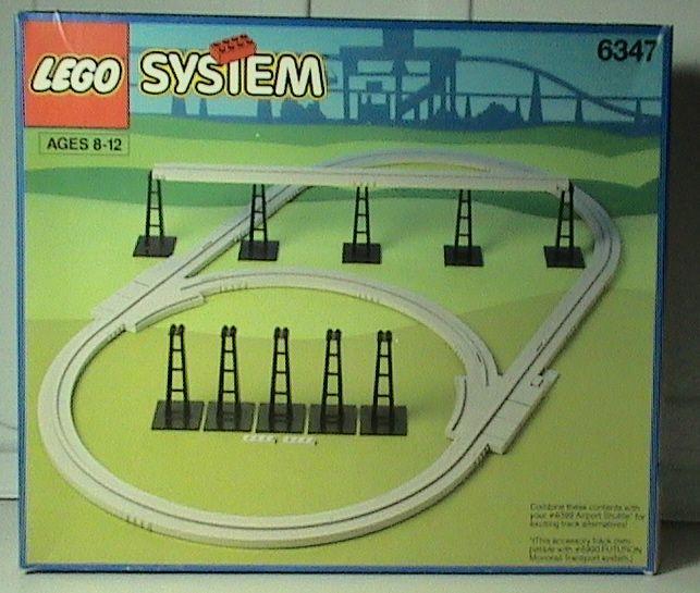 Set # 6347-1: Accessory Track