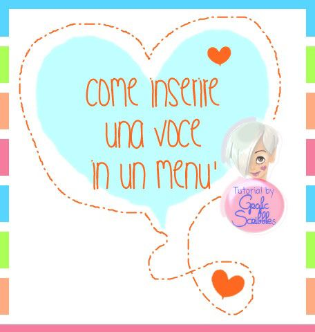 Come inserire una voce in un menù a tendina http://graficscribbles.blogspot.it/2014/04/come-inserire-una-voce-in-un-menu.html