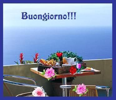 GIF BUONGIORNO ♥ BUONA GIORNATA ♥ GOOD MORNING ♥ BONJOUR ...