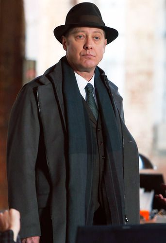 Red Reddington (James Spader) #TheBlacklist
