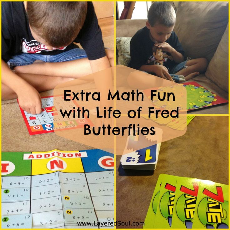 Life of Fred Butterflies, Extra Activities - Layered Soul Homeschool