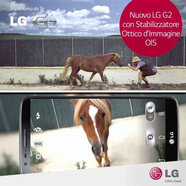 Credi che fare belle foto con lo smartphone non sia possibile? Scopri # LG G2, foto e video perfetti anche se il soggetto è in movimento