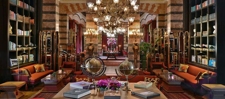 Pera Palace Hotel Jumeirah - Luxury Hotel in Istanbul