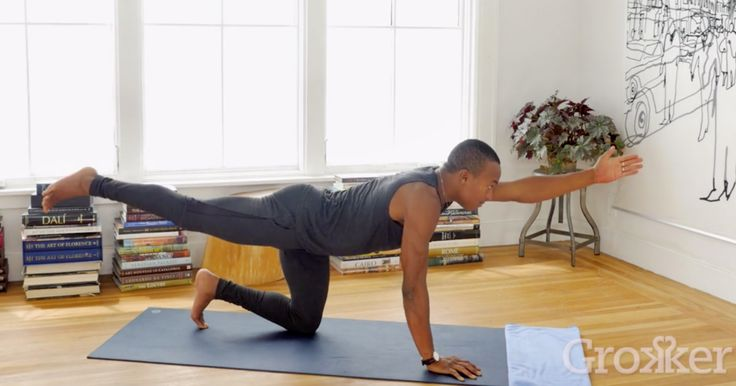 Abs Workout: A 15-Minute Yoga Practice | Greatist