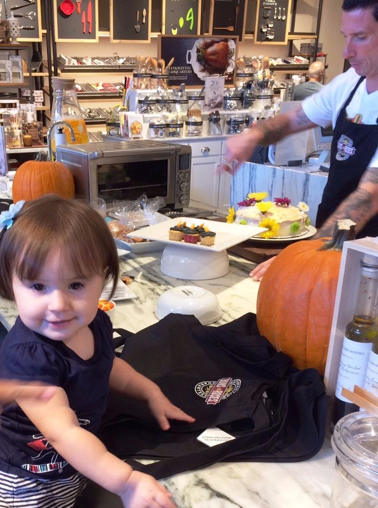 FARM TO TABLE AT BATES NUT FARM - Oct. 10, 2016 -  Saturday Grandma took me to Williams-Sonoma. Daddy says this is a fancy food store. Grandma knew they were having a sale and she wanted to pick up another harvest loaf pan for her pumpkin bread.  As we shopped Grandma noticed that there was a cooki...