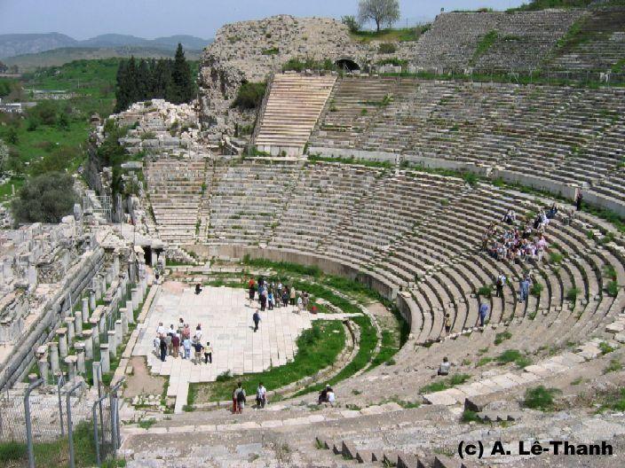 photo du stade ancien de la ville d'Éphèse - Recherche Google