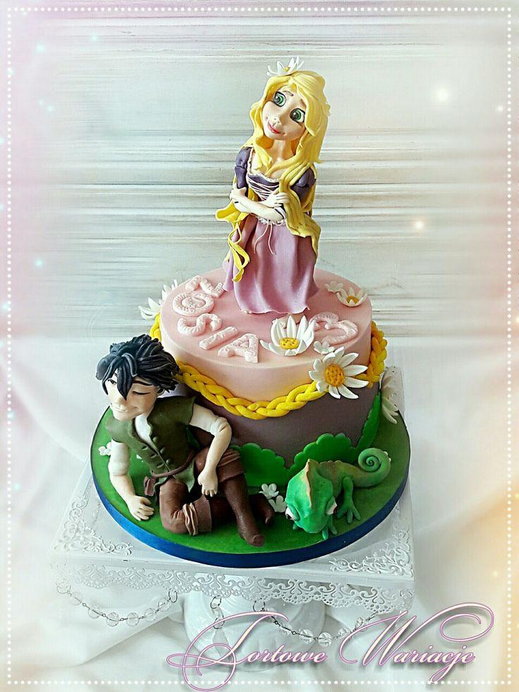 Zaplątani tort  www.facebook.com/TortoweWariacje