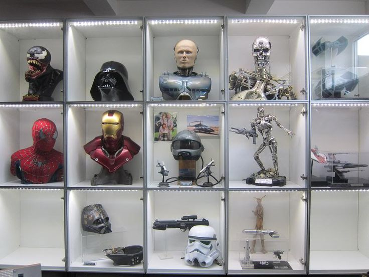 13 Best Images About Action Figure Storage On Pinterest