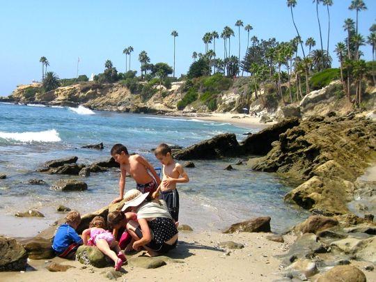 Main Beach Laguna Ca Kid Friendly Activity Reviews Trekaroo Orange County With Kids Pinterest And Toddler Activities