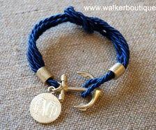 Engraved Anchor Bracelet Best Bracelets