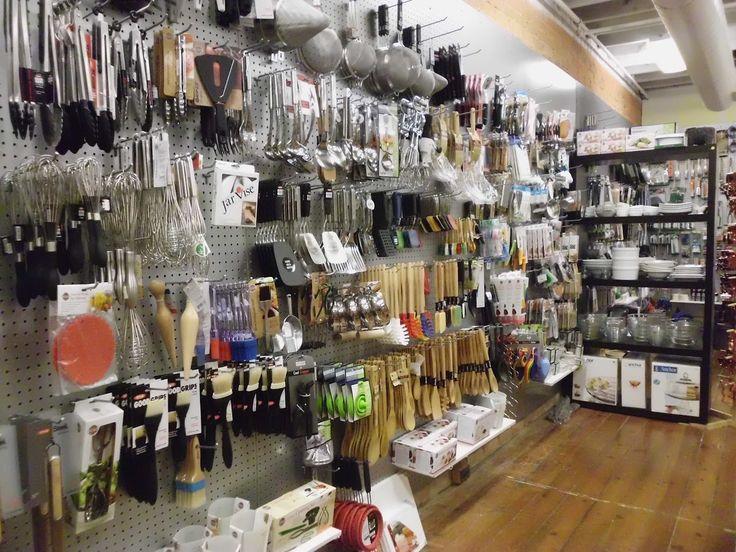This Entrepreneur's Favorite Unintimidating Kitchen Supply Store