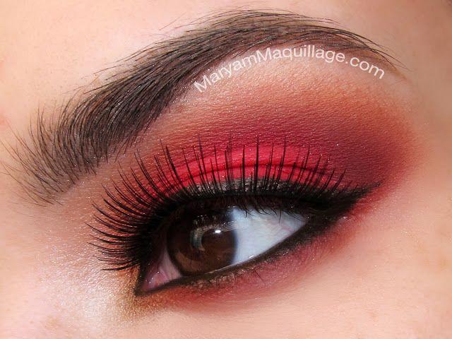 "! Maryam Maquillage !: ""Rebel Valentine""  #cosmetics #makeup #eye"