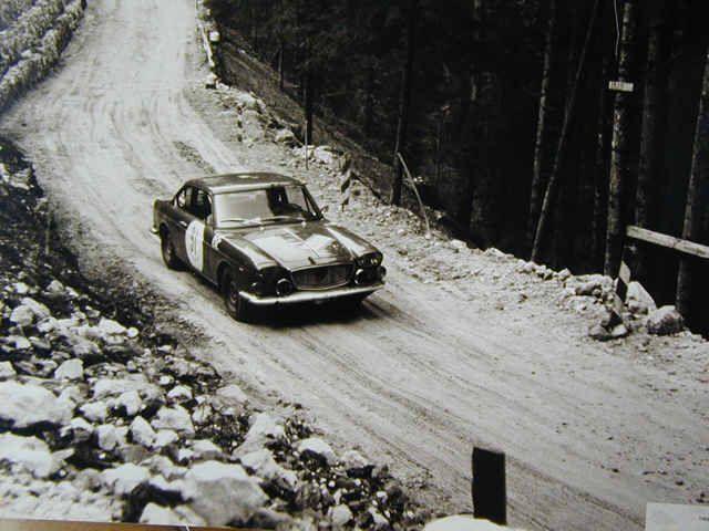 Early '70s rally San Martino di Castrozza