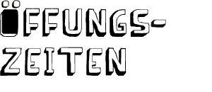 """Öffnungszeiten - VILLA GLOBAL – THE NEXT GENERATION... Ausstellung/Jugendmuseum zum Thema """"Welche Menschen leben wie in Berlin?"""""""