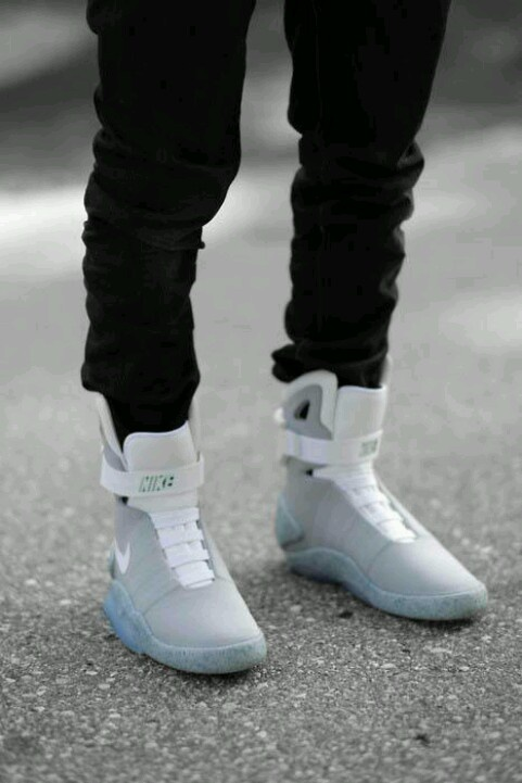What That On Your Shoes Mcfly Wear