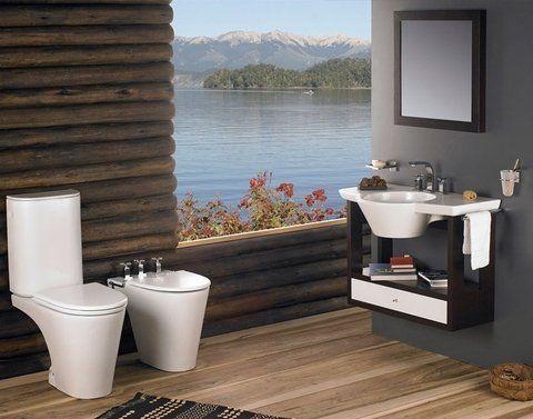 16 best ferrum images on pinterest bathrooms quartos for Sanitarios ferrum marina