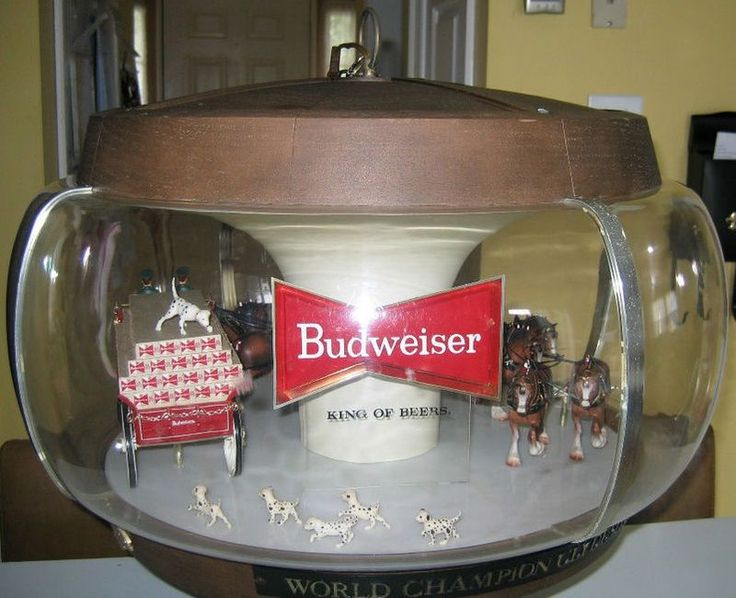 Budweiser Mirrors Collectibles The Clydesdales Can Be