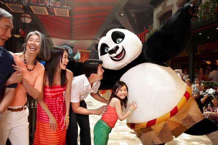 El singular Kung Fu Panda