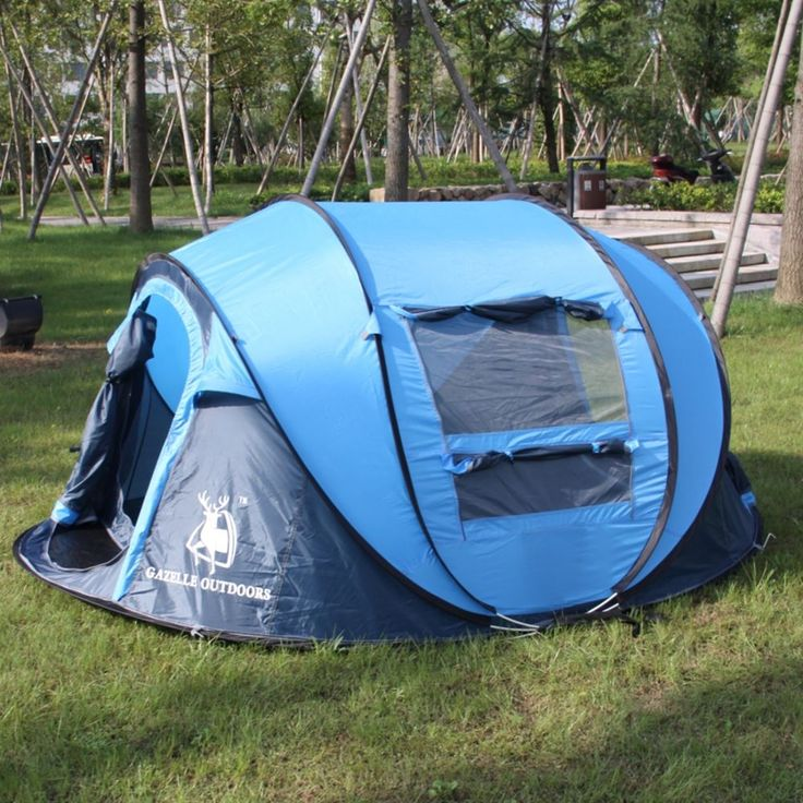 C&ing Tent Outdoor Shelter 4 Person Hiking Waterproof Tent Family Room Instant #C&ingTentChina #Outdoor | The best eBay store ever! & Camping Tent Outdoor Shelter 4 Person Hiking Waterproof Tent ...