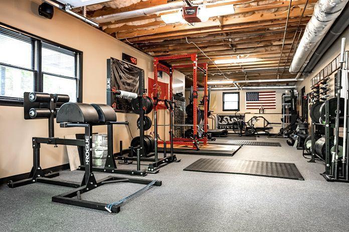 Home Gym Gym Room At Home Home Gym Design Home Gym Basement