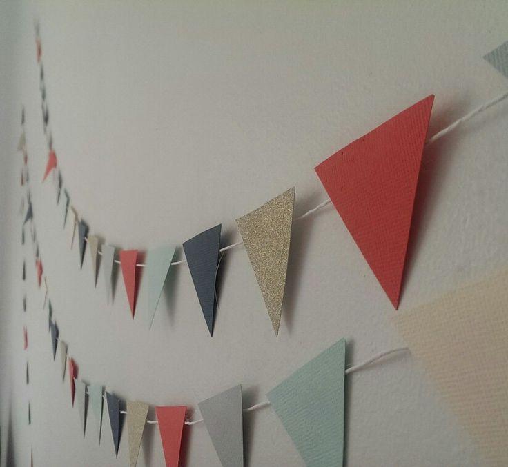 #project #garland #walldecoration