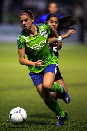 Alex Morgan Seattle Sounders Women