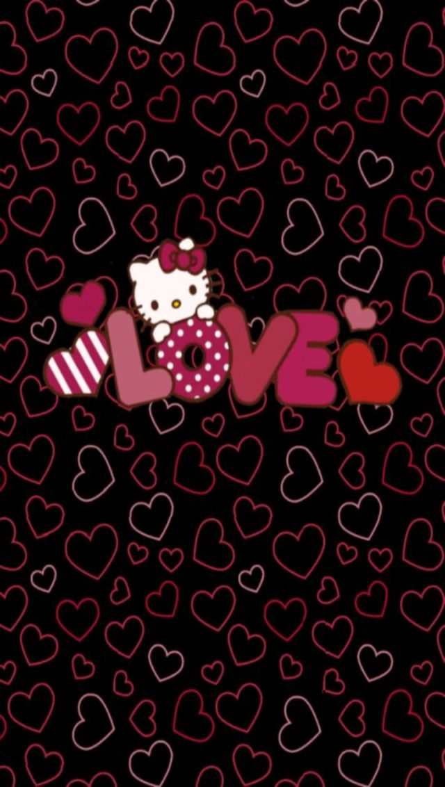 MsStephieBaby's Themes N' Thangs! : Hello Kitty Love Wall