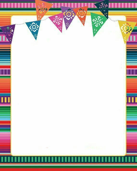 Pin By Marz Nacervill On Borders Backgrounds Frames Mexican