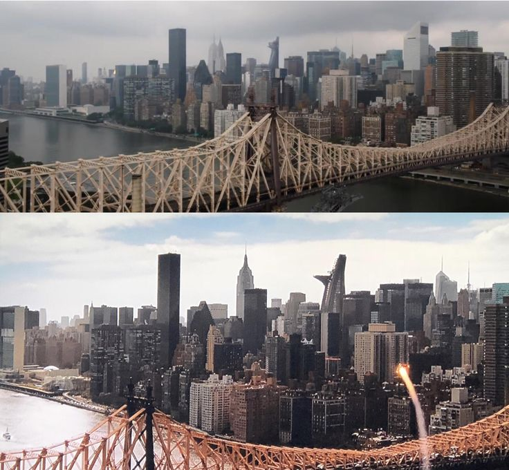 Since ive watched the Infinity War trailer about eleventy dozen times i noticed a similar shot from Avengers (2012). Not a big deal just thought it was neat.