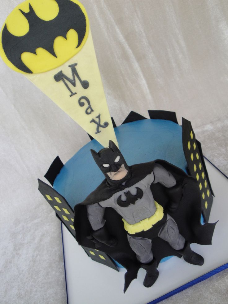Max loves Batman