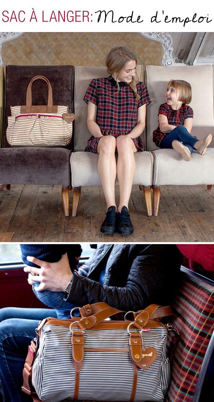 Bien pratique et surtout très utile à l'approche de la naissance de votre enfant, le sac à langer offre de multiples fonctions, mais comment choisir celui qui vous conviendra le mieux? Voici un mode d'emploi pour trouver le sac à langer qu'il vous faut.  Mamma Fashion http://www.mammafashion.com/