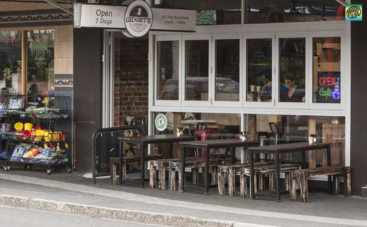 Gidgets Cafe & Bar has just recently re-opened in Thirroul.