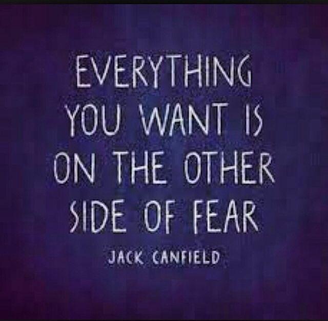 Don't be afraid !