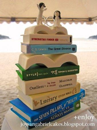 Literature Cake